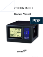 Satlook Micro+ Operation Manual