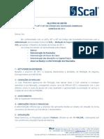 Relatório Gestão 2011