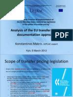 UEPLAC Presentation on Transfer Pricing_Part_I