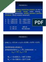 82dimenzionisanje Stuba- Primena Dijagrama Interakcije