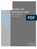 Income Tax Ordinance 1984 Pdf