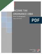 Income Tax Ordinance 1984 Pdf
