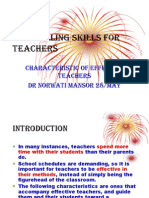 Counselling Skills for Teachers Lecture 1