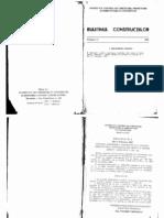 C 140-86 Normativ Pentru Executarea Lucrarilor Din Beton