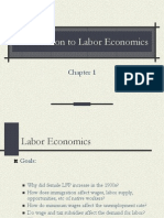Chapter1 Labor Eco