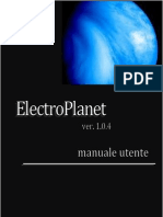 ElectroPlanet-Manuale Utente104 Rev0