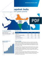 KPMG the Indian Golf Market 2011
