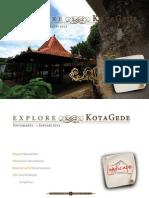 Explore Kota Gede