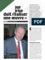 Voyage en Optimistan - HR Magazine - Avril 2011