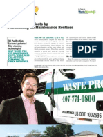76811474 Waste Pro Cuts Costs by Streamlining Oil Maintenance Routines