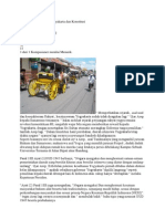 Antara Keistimewaan Yogyakarta Dan Konstitusi