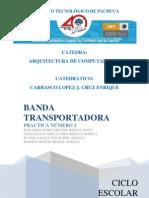 Practica 2 BANDA TRANSPORTADORA