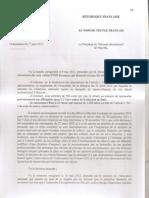 Ordonnance du 01 juin Rhin contre MEN Discrimination à Mayotte