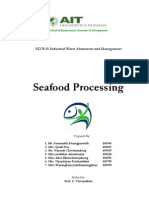 Industrial Waste Abatement Seafood