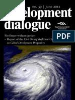Development Dialogue no.59