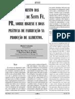 Rev Higalim v23 n170 171 Conhecimento Merendeiras Santafepr Hig Boas Praticas Fabricacao Producao Alimentos