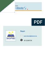 Catalog SOPRI