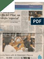 Villa Del Pilar Nota 4 de Marzo Del 2012