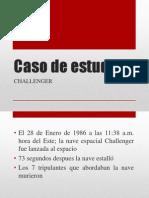 Caso Challenger
