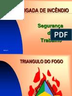 Treinamento Combate a Incendio