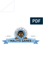 Maliyo Games - Games Out of Africa (Press Release 1)