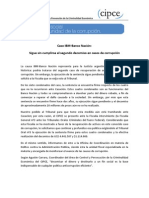 Comunicado IBM-Banco Nación