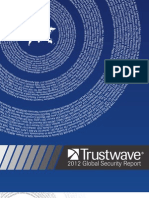 Trustwave WP Global Security Report 2012