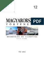 69892316 Magyarorszag Tortenete 12 Megbekeles Es Ujjaepites