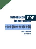 Introduccion Al Home Studio IV Joan Flanegan