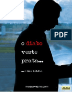 2007 Moasipriano Livro Diabo Veste Prata