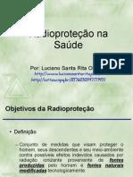 Notas Aula Radioprotecao Saude 2008
