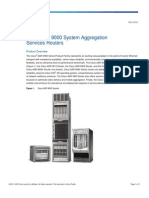 Cisco ASR 9000 Series Aggregation Services Routers