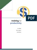Productivity and Training