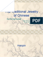 The Tradition Jewelry of Chinese