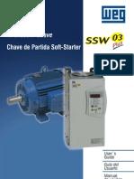 Manual Ssw3 Weg