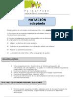Dossier Natacion