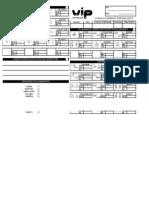 PALESTRA Body Building - Scheda Per to - Ita