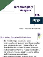 Microbiología y asepsia