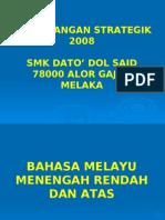 perancangan strategik BM