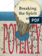 Breaking the Spirit of Poverty - Ed Montgomery