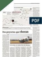 Dos Proyectos Que Chocan (6-Sept-10)