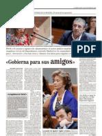 ''Gobierna Para Sus Amigos'' (16-Sept-10)