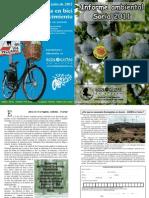 Informe ambiental Soria 2011