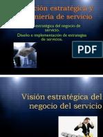 Planeación estratégica en los servicios
