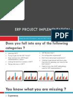 2 I 101ERP Project Implementation Brochures 2012 Individuals 04-17-2012