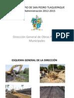Municipio de San Pedro Tlaquepaque,Obraspublicas