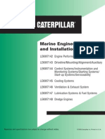 Manual de Instalacion de Motores Marinos Cat