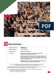 Intentions de vote aux élections législatives - Juin 2012