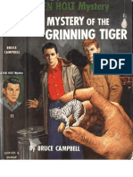 Ken Holt 11 - The Mystery of the Grinning Tiger Copy