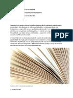 Como Trans for Mar Seu PDF Em Um Flip Book
